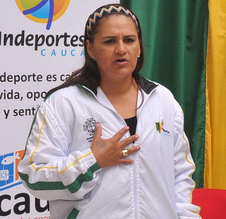 La Fiscalía capturó a la exgerente de Indeportes Cauca, Ana Bolena García.