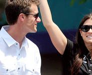 Danica Patricks split with her husband looks to be official. The  NASCAR Sprint Cup rookie filed for divorce from husband Paul  Hospenthal on Jan. 3 in the Superior Court of Maricopa County  (Ariz.), acc...