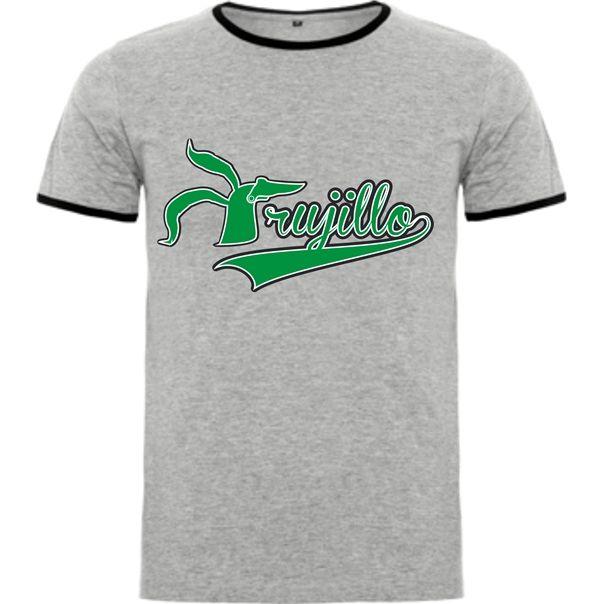 "Camiseta ""Trujillo""  Disponibles en www.pepitaspepetes.com"