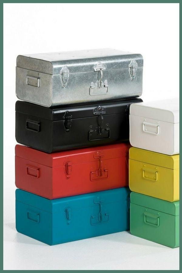 les 25 meilleures id es de la cat gorie malle de voyage sur pinterest coffre bagages. Black Bedroom Furniture Sets. Home Design Ideas