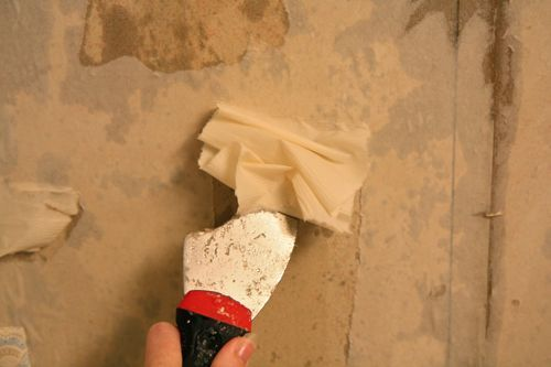 I tried EVERYTHING to remove wallpaper from unprimed walls. THEN I found this. it worked perfectly for me.