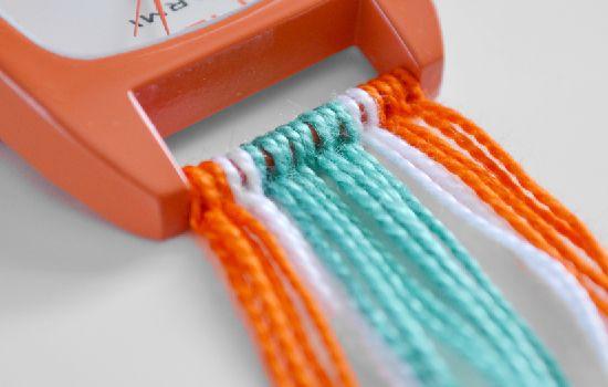 Friendship Bracelet Watch DIY - extensible para reloj - reutiliza o dale una segunda vida a ese reloj viejo o pasado de moda