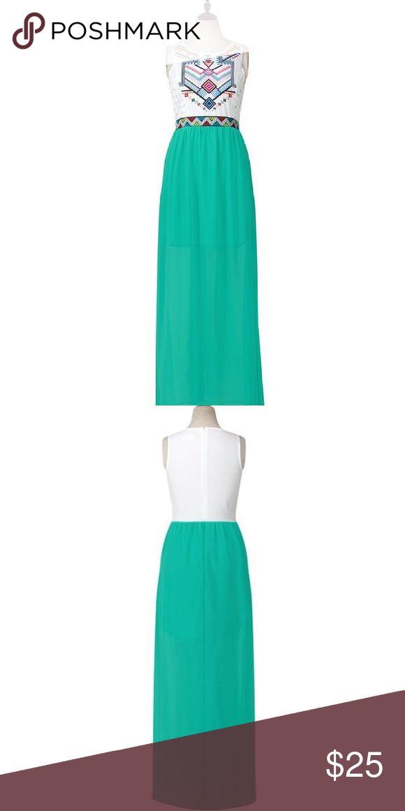 Beautiful maxi dress! Brand new maxi dress-so pretty! Dearcase Dresses Maxi
