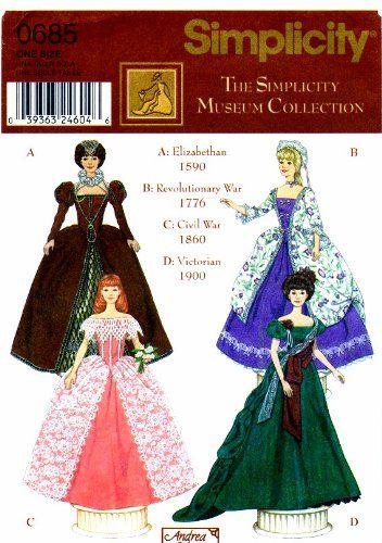 163 best Sewing for Vintage Barbie images on Pinterest | Barbie ...