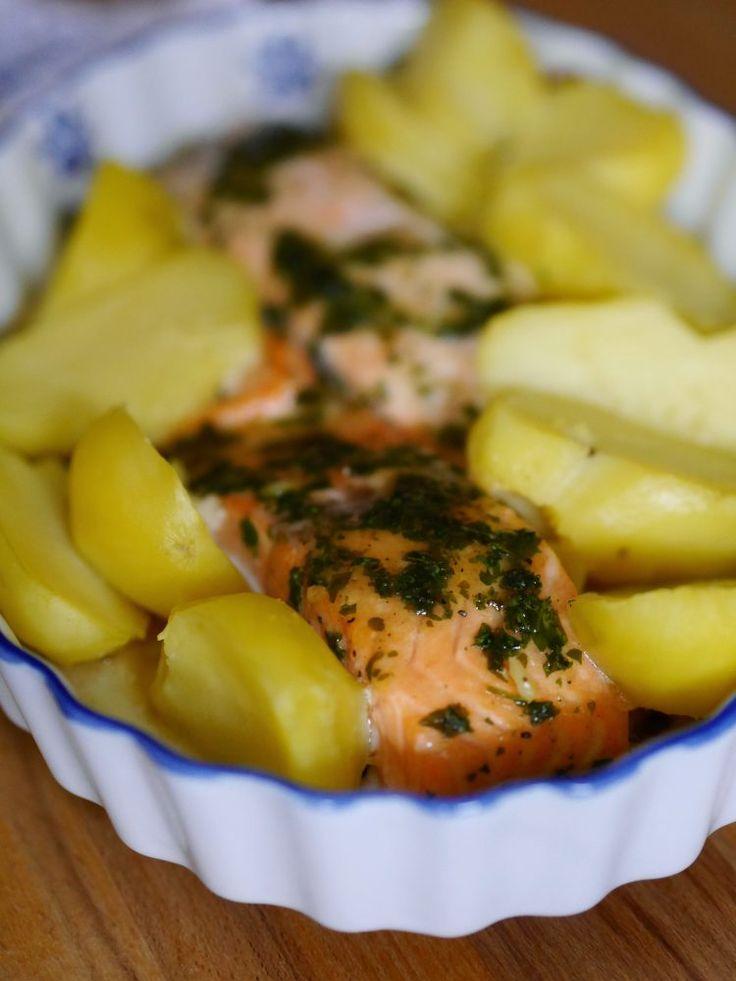 Fisch koche ich zugegebenermaßen nicht so häufig. Zum einen halten sich hier aufgrund der mangelnden Übung meine Kochkünste in Grenzen, zum anderen ist es auch gar nicht so einfach an guten …