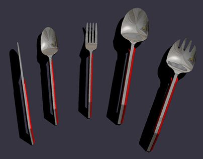 """Check out new work on my @Behance portfolio: """"Mini Cutleries and Serving Tools"""" http://be.net/gallery/34992625/Mini-Cutleries-and-Serving-Tools"""