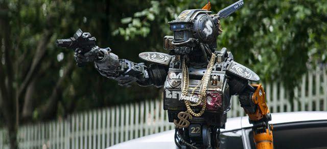 film yang bercerita tentang sebuah robot yang bernama Chappie diciptakan dengan memiliki kemampuan seperti manusia dan memiliki perasaan. Chappie hidup tinggal bersama orang yang menciptakannya dan membuatnya menjadi bagian dari keluarga. Keluarga tersebut mengajarkan Chappie berbagai hal yang dilakukan seperti manusia.