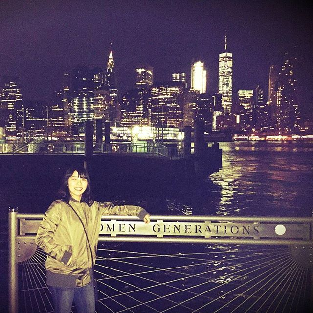 Instagram【actmo】さんの写真をピンしています。 《. Manhattan night view  バスの中で飲んで踊って生まれて初めて酔っ払った日  #nightview #awesome #cool #cityview #NY #nyc #newyorkcity #newyork #Manhattan #us #usa #america #ニューヨーク #アメリカ #夜景 #isxnyc #isxnye #isxcanada #isxderek #ニューヨーク観光 #ニューヨーク旅行》