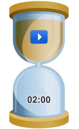 Verschillende soorten timers voor op het digibord
