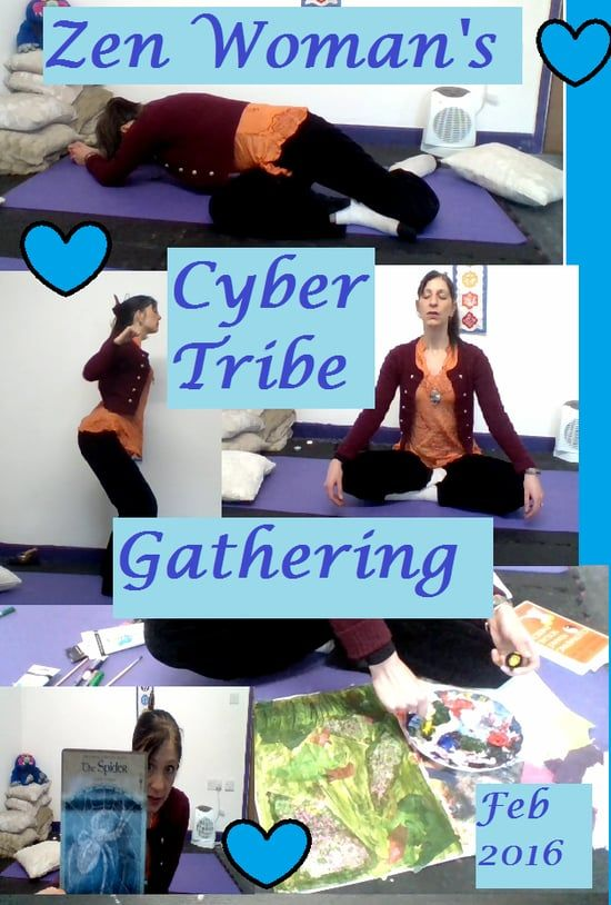 First ever cyber gathering of the Zen Woman tribe!   Each month a video will be released, specifically designed to leave YOU feeling, RESTED, INSPIRED, BALANCED…