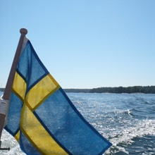Bucket List Item #4 Go to Sweden