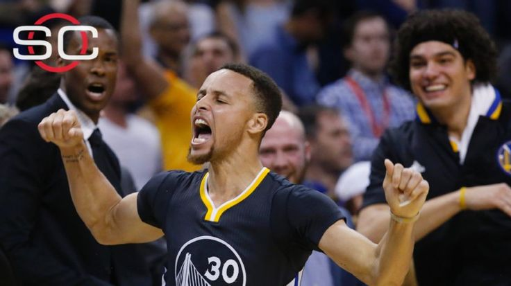 NBA - Stephen Curry's record night soothes Warriors' rough edges #StephenCurry #GoldenStateWarriors