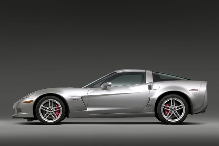 Corvette Z06 -  The latest generation of 'Vette has won me over, style-wise, and since 2006, the Z06 has been the best bang-for-buck to knock on the 200mph club door (198)
