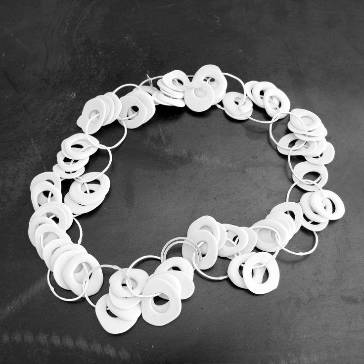 Violaine Ulmer - porcelain
