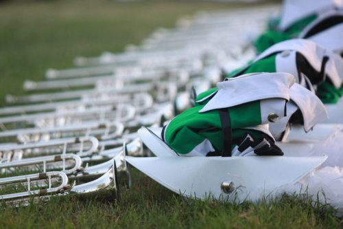 One of my aspirations is to join the DCI Cavaliers marching band.