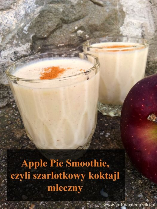Apple Pie Smoothie - Tytuł