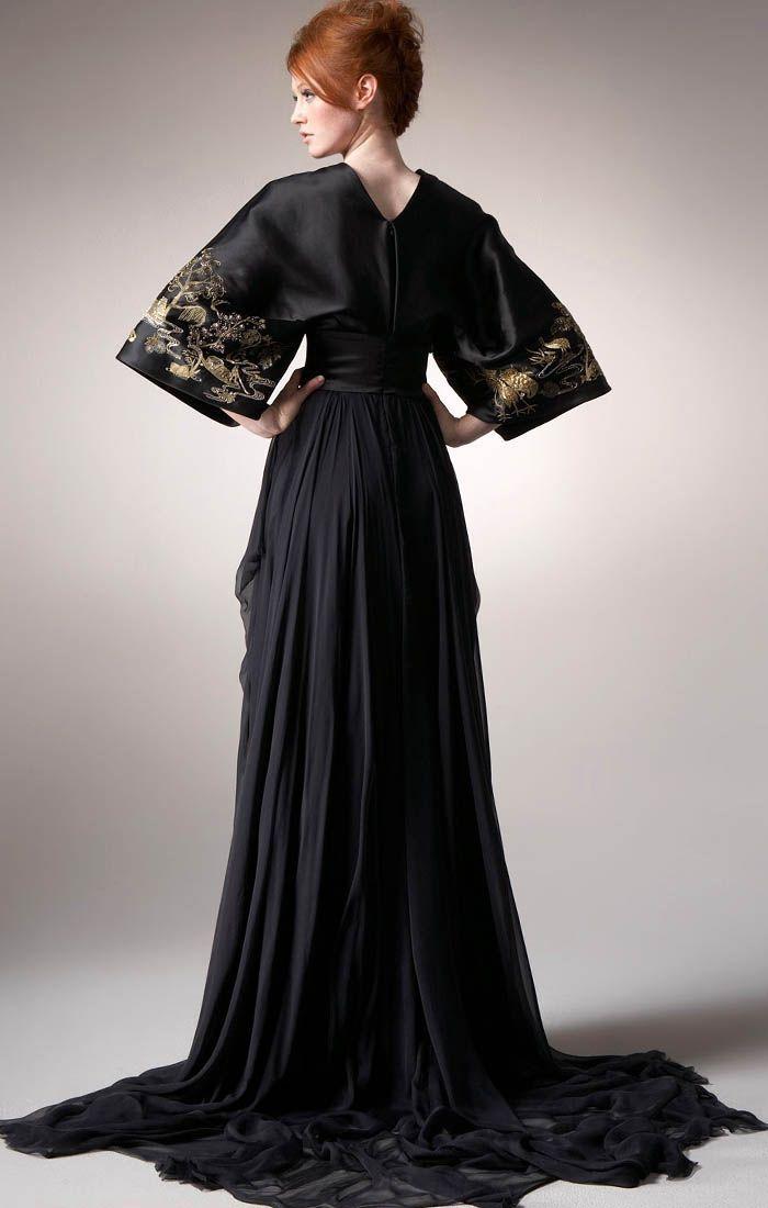 4b9a17290589 Image result for alexander mcqueen kimono evening dress   Dresses ...