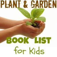 Gardening with Kids: Plant & Garden Books for Children