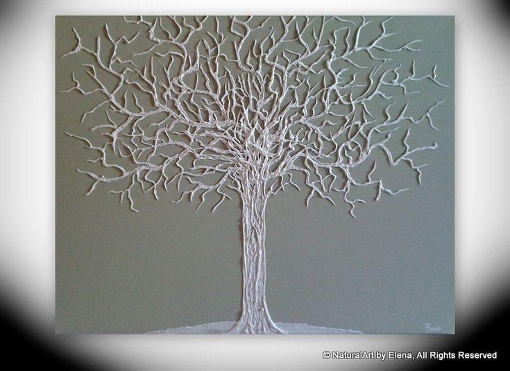Benutzerdefinierte Original große abstrakte von NaturalArtbyElena