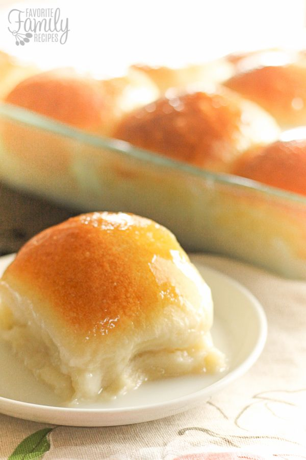 Pani Popo is a Samoan sweet roll baked in a delicious coconut sauce. One of my favorite Pacific-Island dishes from my bakery days in Hawaii.