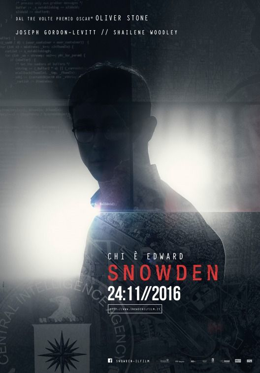 Click to View Extra Large Poster Image for Snowden
