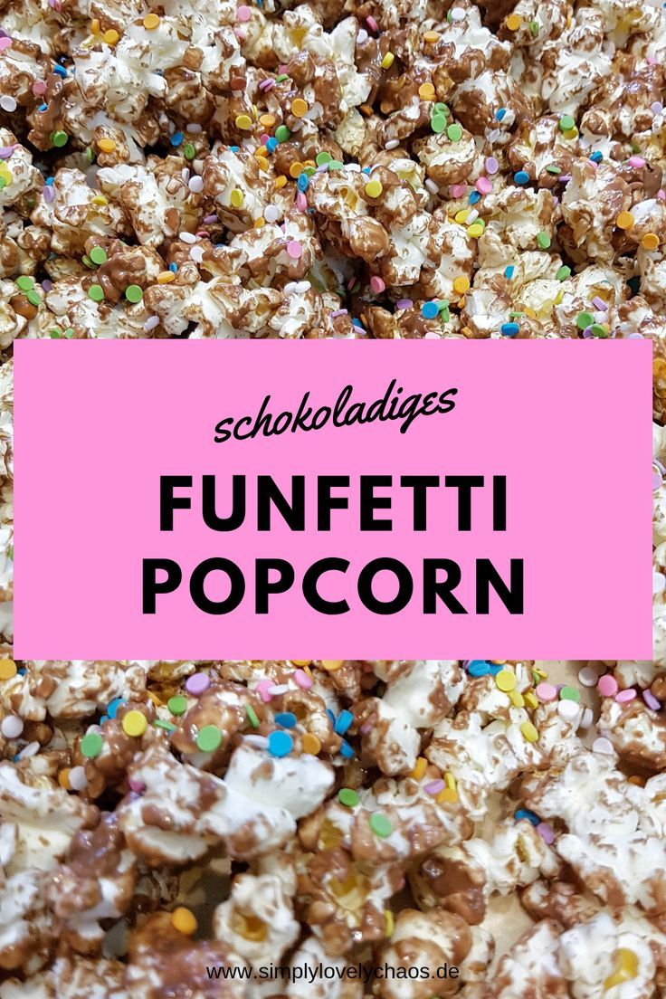 Anzeige Unsere Liebsten Filme Und Popcorn Varianten Für Einen