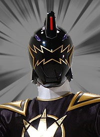 Power Rangers Dino Thunder- Tommy Oliver,back from Mighty Morphin Power Rangers and Power Rangers: Turbo as, the Black Ranger