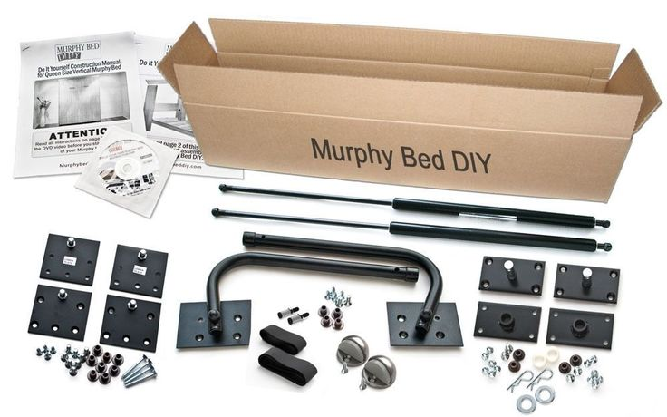 Murphy Bed DIY Hardware Kit - Complete with All Parts & Hardware in Home & Garden, Furniture, Beds & Mattresses | eBay