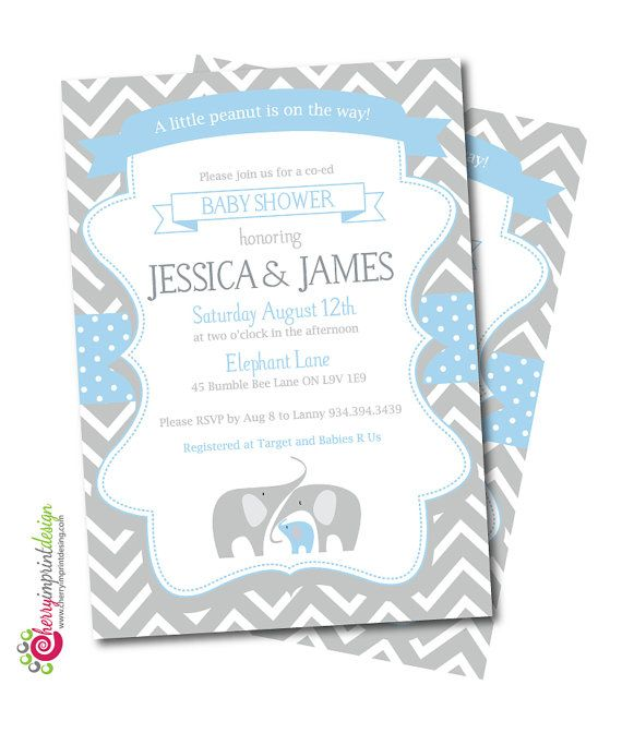 85 Best Images About Co-Ed Baby Shower! On Pinterest