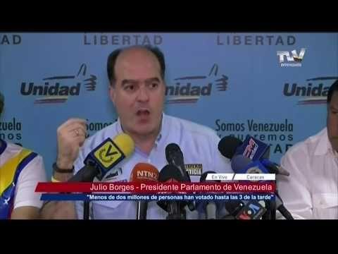 Situación en Venezuela 30 de julio - VER VÍDEO -> http://quehubocolombia.com/situacion-en-venezuela-30-de-julio    Transmisión en Vivo y directo sobre lo que ocurre en Venezuela. TV Venezuela no se hace responsable por los comentarios emitidos por terceras personas en la transmisión en vivo como en el chat de Youtube. Para más información síguenos por nuestras redes sociales: TW: IG: FB: Web:  TV...