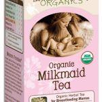 Breast milk boosting tea.