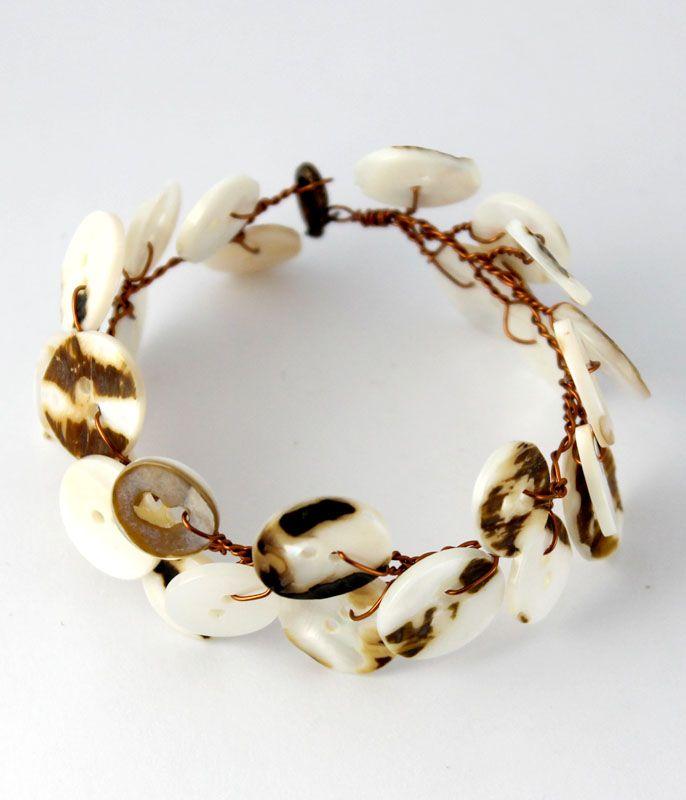 Ivy Bracellet - Shell