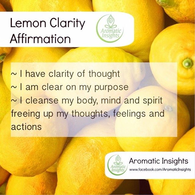 Lemons – so many wonderful uses and applications in essential oil therapy and aromatherapy. They have a wonderful effect on the brain. Inhaling the aroma of lemon essential oil can be uplifting, and provide clarity of thought. Consult your qualified aromatherapist on the best way to incorporate essential oils into your health and wellbeing plan.