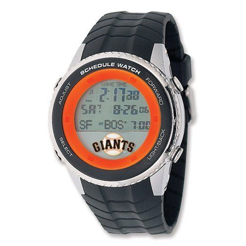 Mens MLB San Francisco Giants Schedule Watch Jewelry Adviser Mlb Watches. $100.00. Save 60%!