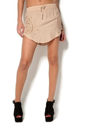 One teaspoon London Boys Skirt Sand