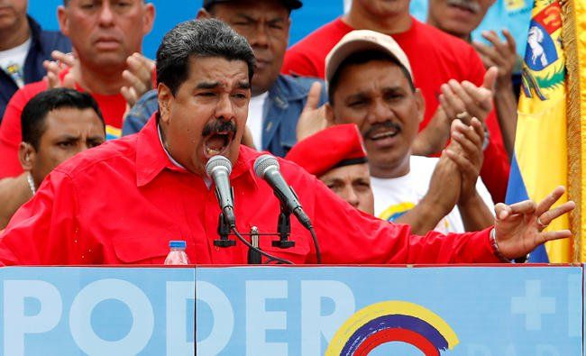 Venezuela's Maduro presses on with vote despite protests http://betiforexcom.livejournal.com/27006685.html  Author:AFPSat, 2017-07-29 08:20ID:1501352032997270200CARACAS: Venezuelan President Nicolas Maduro was pushing forward Saturday with a controversial weekend vote, despite growing domestic political opposition, international condemnation and deadly street protests. On Friday, his forces faced small groups of protesters defying a ban he had imposed on demonstrations against the election…