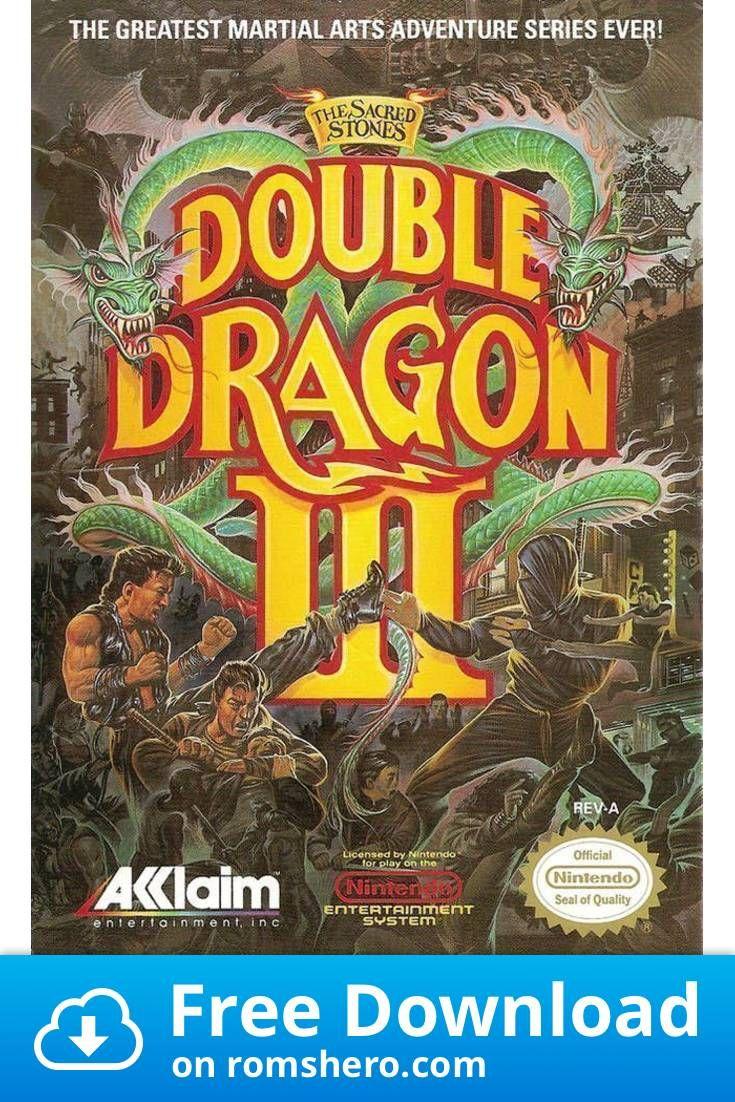 Download Double Dragon 3 The Sacred Stones Nintendo Nes Rom