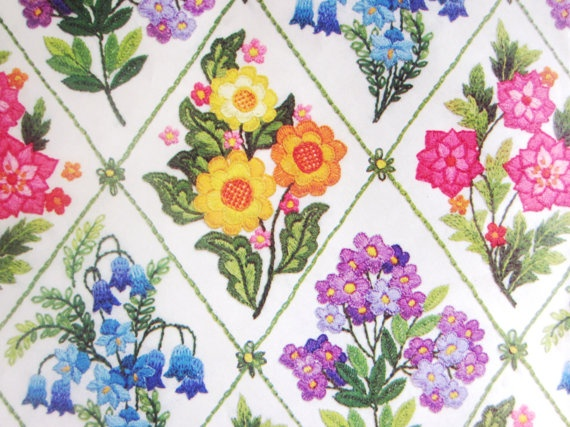150 best pattern vintage gift wrap images on pinterest stamping vintage wrapping paper one full sheet sunny fall flowers gift wrap mightylinksfo