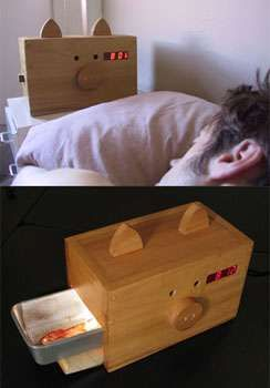 40 Creative Alarm Clocks - From Automatic Blanket Removers to Alarm Clock Pills (CLUSTER)