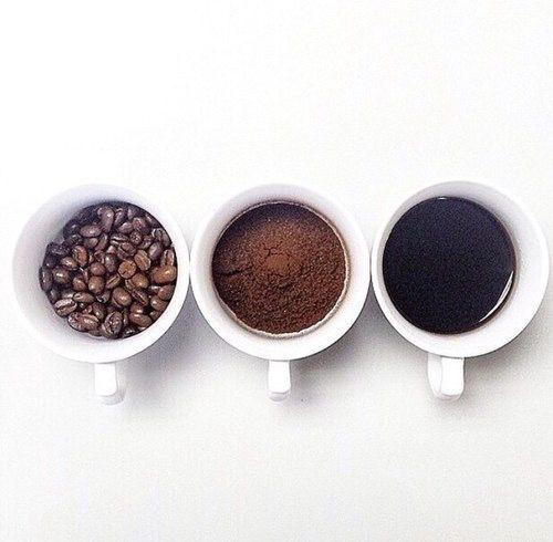 Кофе от зерна до чашки