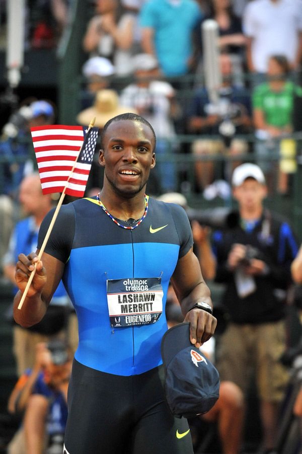 LaShawn Merritt - 400m