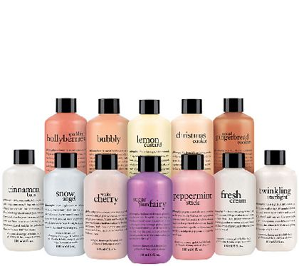 What is it: From philosophy, the 12 days of christmas shower gel collection includes their best-selling holiday and year-round fan-favorite scents.<br><br>Who is it for: Anyone who wants soft hair and skin; anyone who wants to indulge without the calories; and anyone looking for a gift or multiple gifts in one collection.<br><br>Why is it different: Get in the holiday mood 12 different ways with these shampoo, shower gel, and bubble bath selections. Try a different scent every day; they're…
