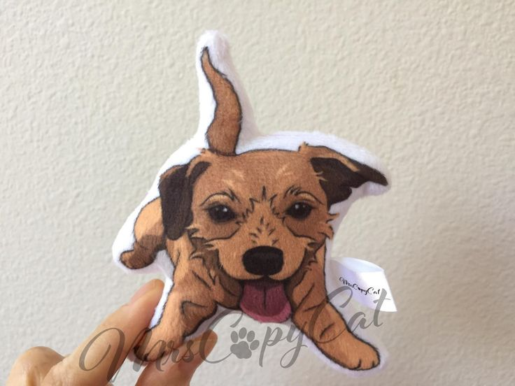 A personal favorite from my Etsy shop https://www.etsy.com/listing/518883495/dog-mini-plushie-terrier-mix-terrier-mix