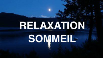 Séance de relaxation à écouter pour trouver le sommeil