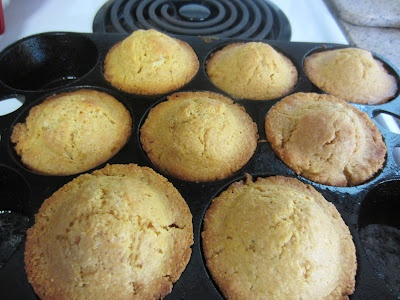 JIFFY SWEET POTATO CORNBREAD