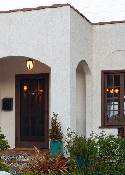 Best 25 spanish exterior ideas on pinterest spanish for Spanish bungalow exterior paint colors