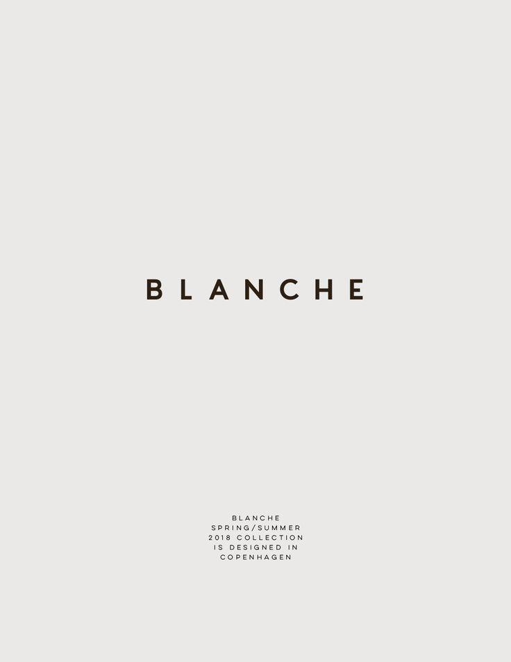 Blanche logo