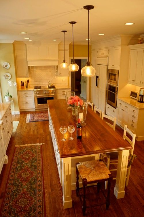 Best 25 Kitchen Island Seating Ideas On Pinterest Kitchen Island With Seating Long Kitchen
