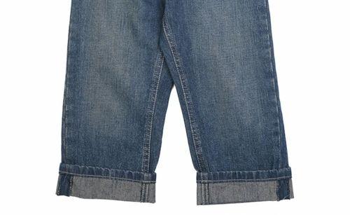 Come fare l'orlo dei Jeans in modo veloce e semplice