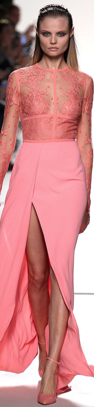 Elie Saab Spring 2014 Ready-To-Wear